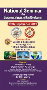 Seminar day 2019